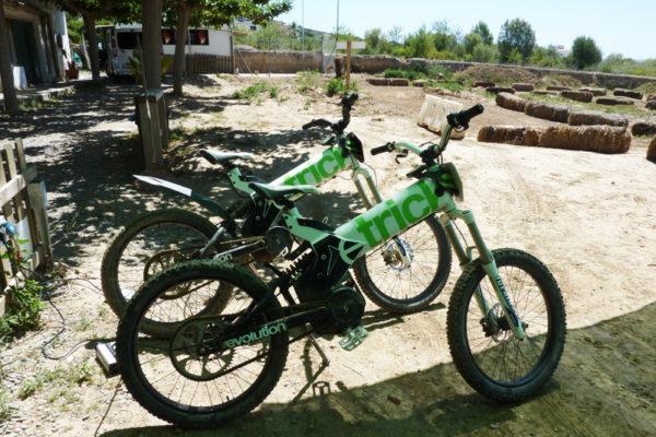 EcoMotoExtreme, motocross en motos eléctricas para todas las edades