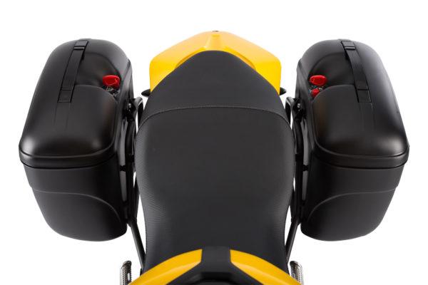 Zero Motorcycles lanza nuevos accesorios para sus motos y una línea de ropa