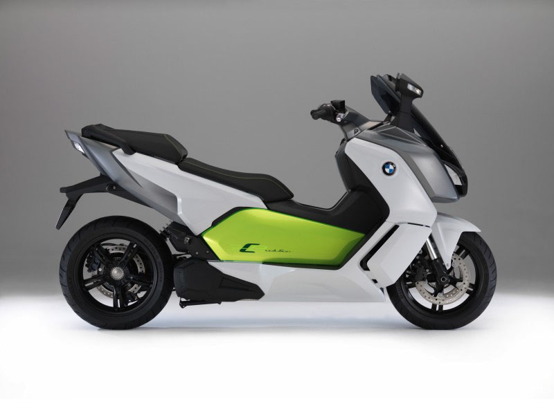 Foto BMW C Evolution 11kw
