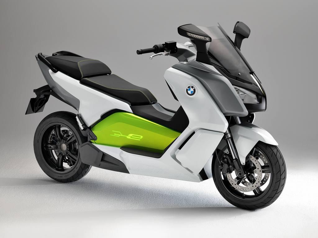 Foto BMW C Evolution 11kw