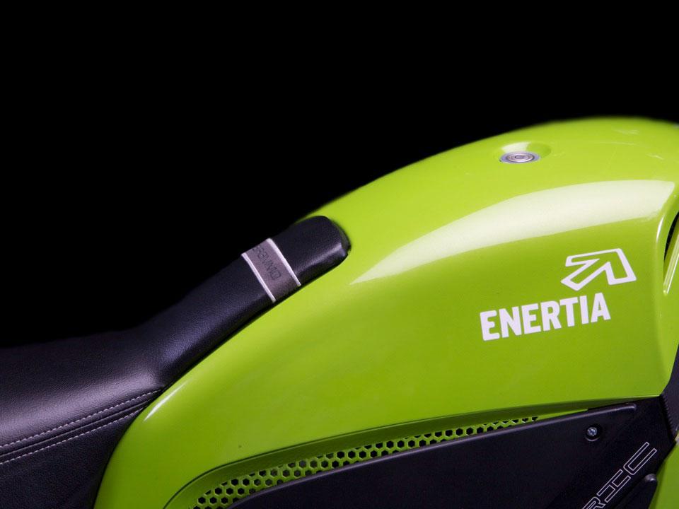 Foto Brammo Enertia 11 kW