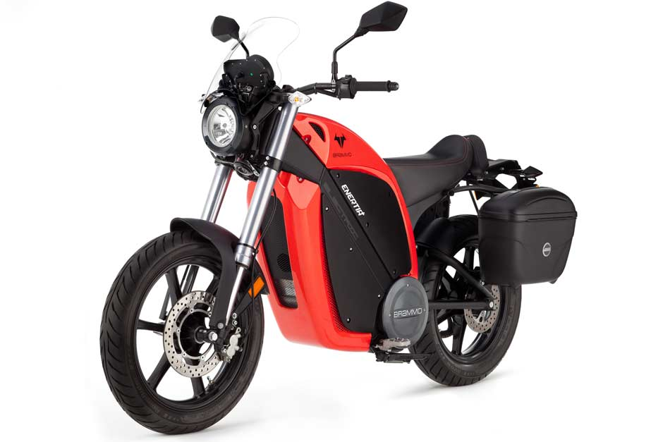 Foto Brammo Enertia Plus 11 kW