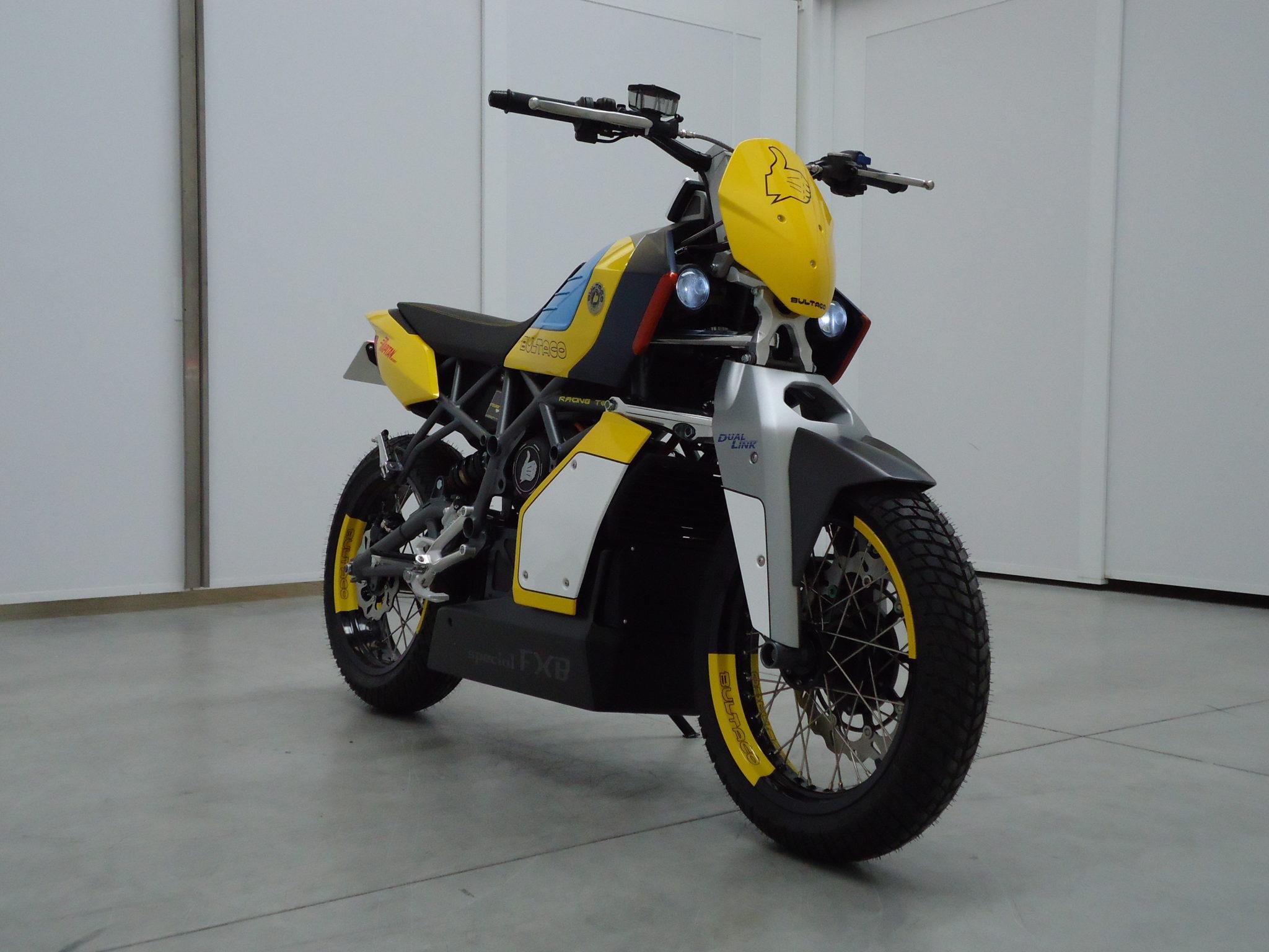 Foto Bultaco Rapitán Sport sport