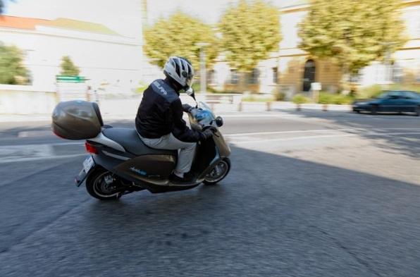Foto Eccity Motocycles Artelec 470 L1e