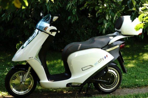 Eccity Motocycles Artelec 470