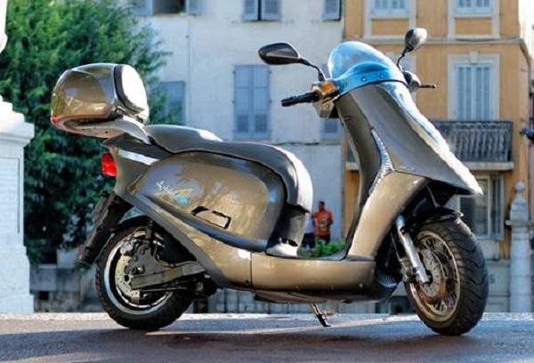 Foto Eccity Motocycles Artelec 870 L3e