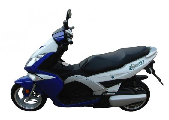 Foto Ecoscooter TH 4KW 60h