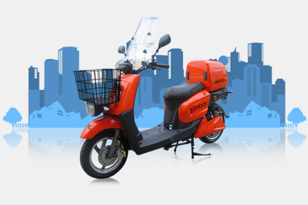 Electric City Motor Ebox 4000