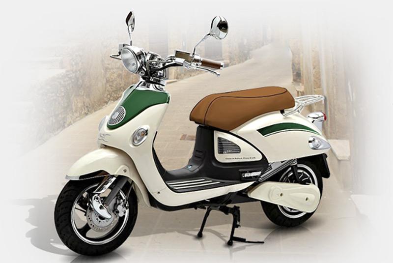 Foto Electric City Motor Toscana 3000 c