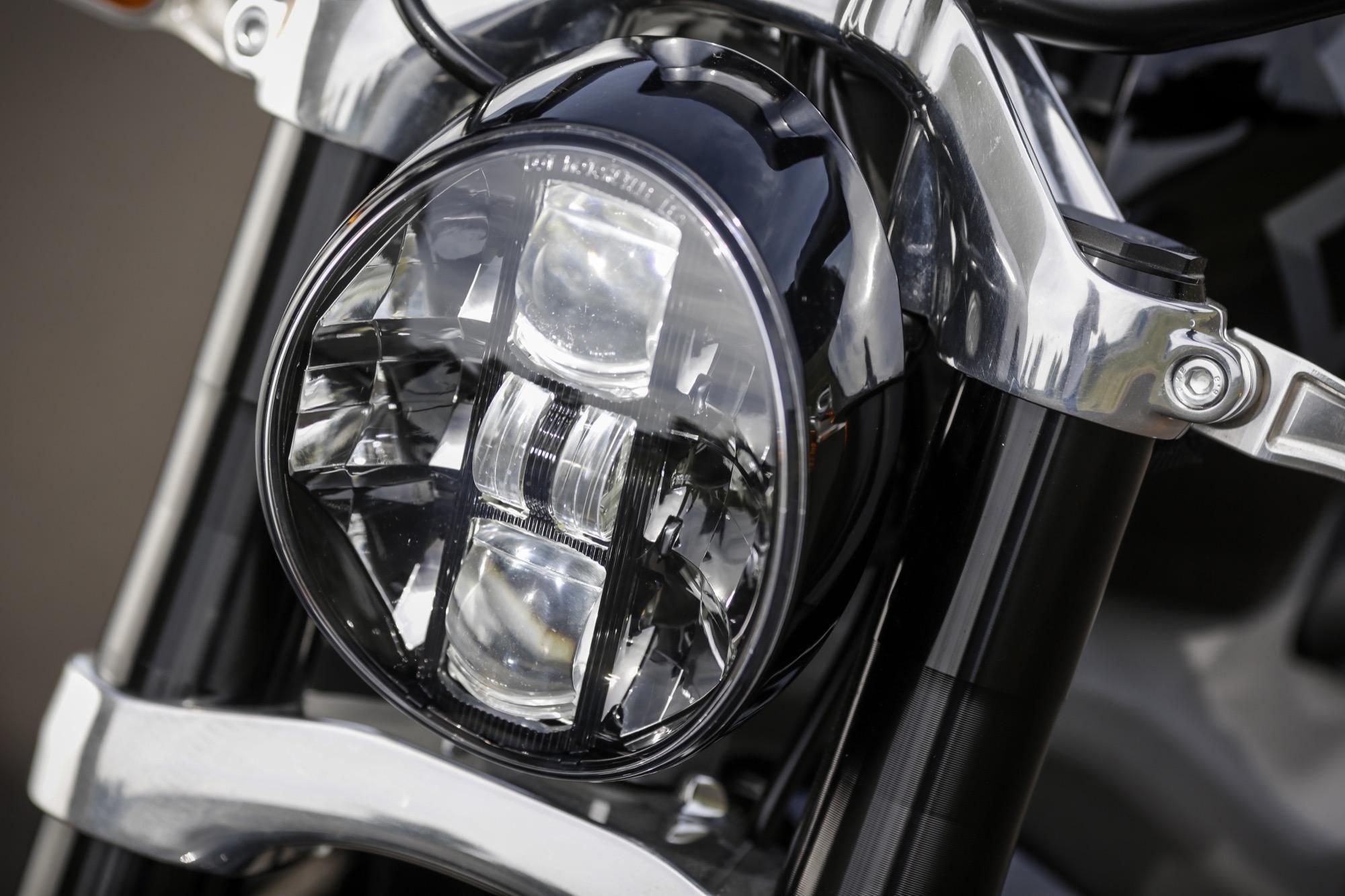 Foto Harley-Davidson LiveWire