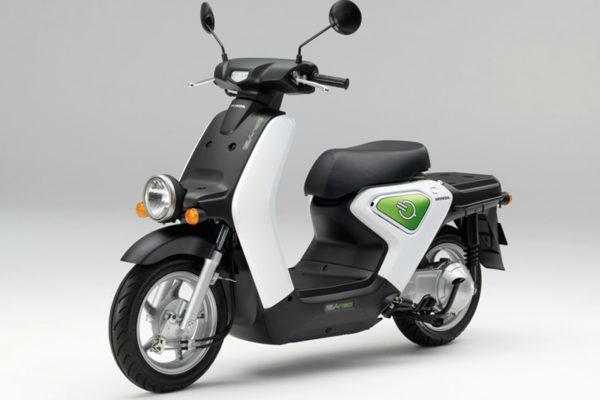 Honda motos EV-neo