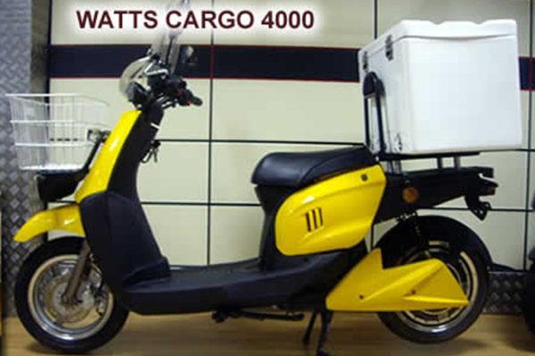 MotorsWatts Watts Cargo 4000