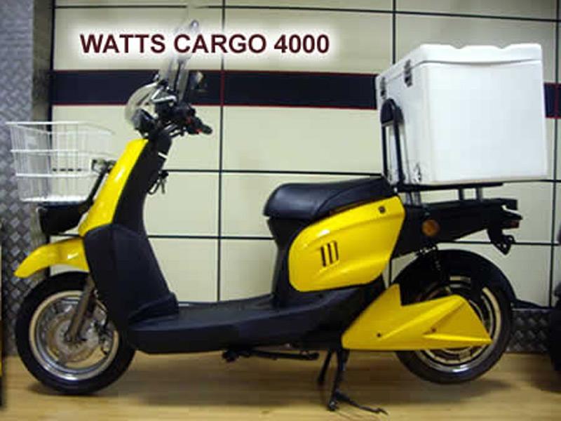 Foto MotorsWatts Watts Cargo 4000 Cargo 4000