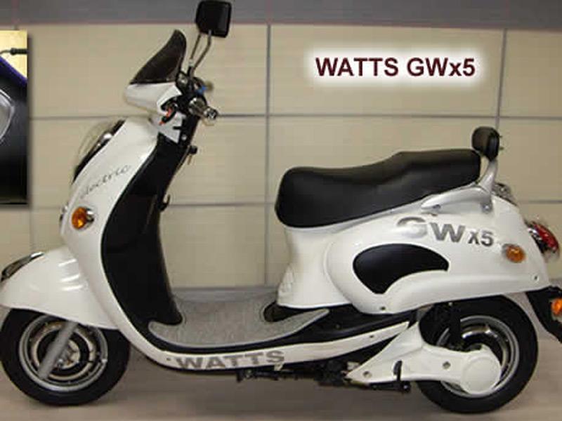 Foto MotorsWatts Watts GW X5 20Ah Gel