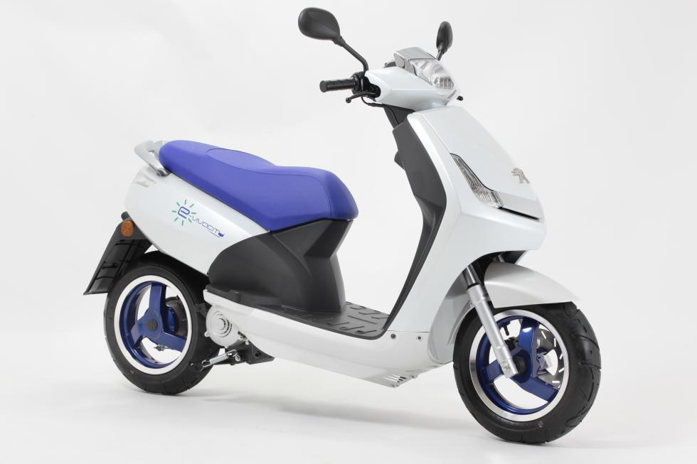 Foto Peugeot Scooters e-Vivacity 300