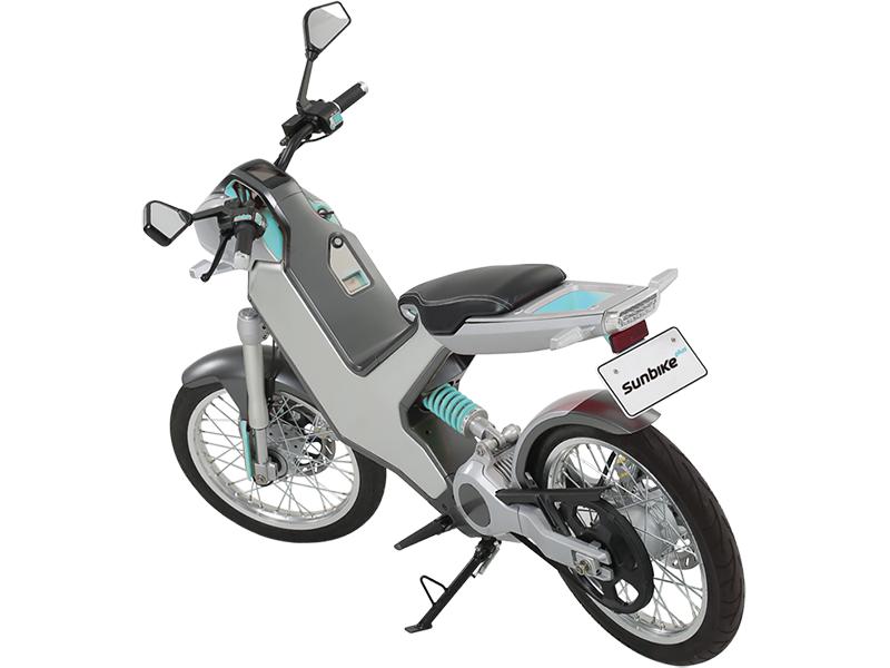 Foto Sunbike Electric Plus