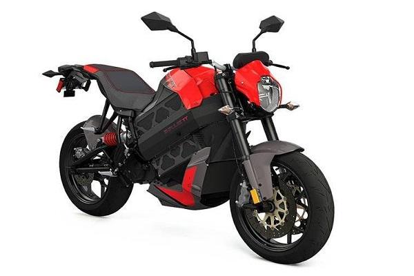 Foto Victory Motorcycles Empulse TT