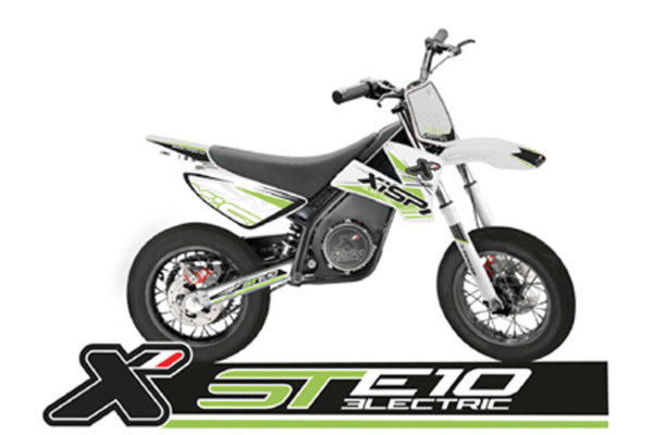 Xispa Supermotard ST E10