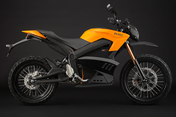 Zero Motorcycles Zero DS 2013