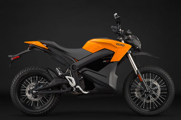 Zero Motorcycles Zero DS 2014