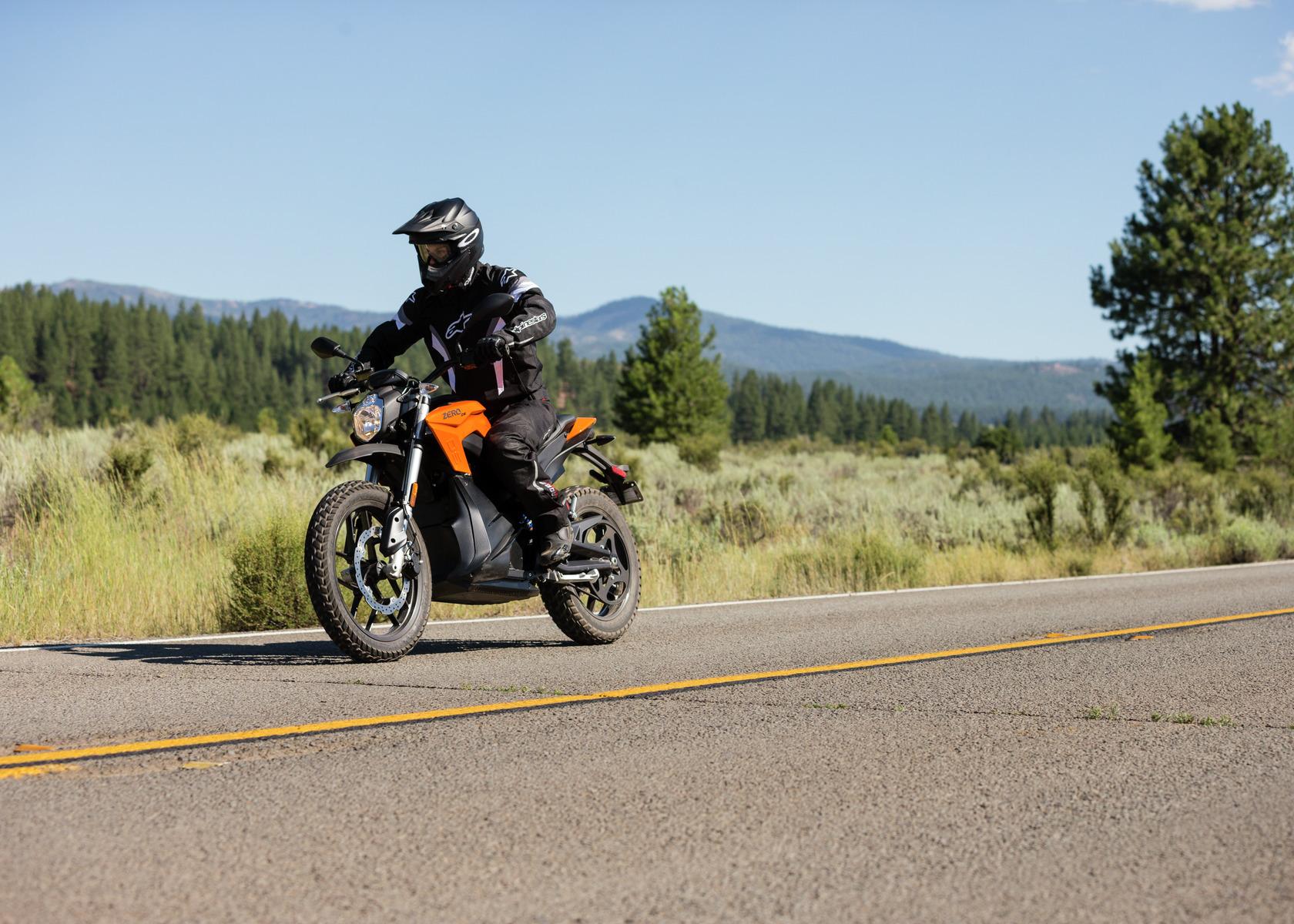 Foto Zero Motorcycles Zero DS 2017 ZF13.0