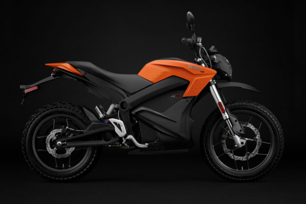 Zero Motorcycles Zero DS 2017