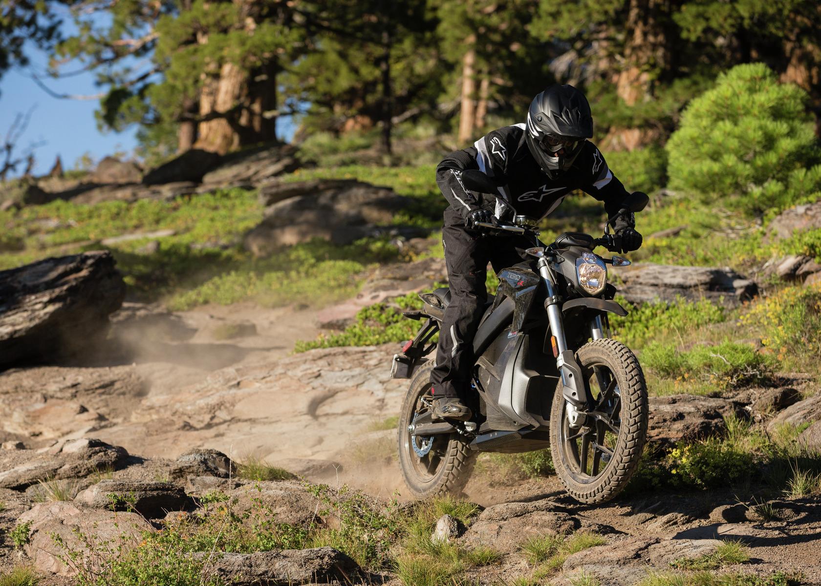 Foto Zero Motorcycles Zero DSR 2017 ZF13.0