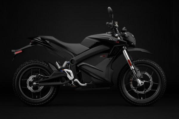 Zero Motorcycles Zero DSR 2017