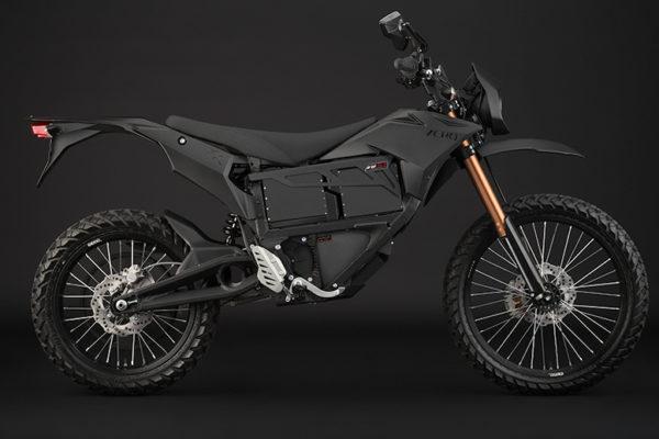 Zero Motorcycles Zero FX 2013