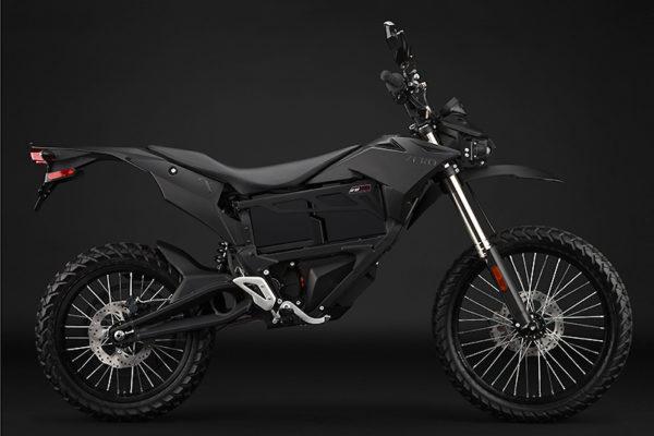 Zero Motorcycles Zero FX 2014