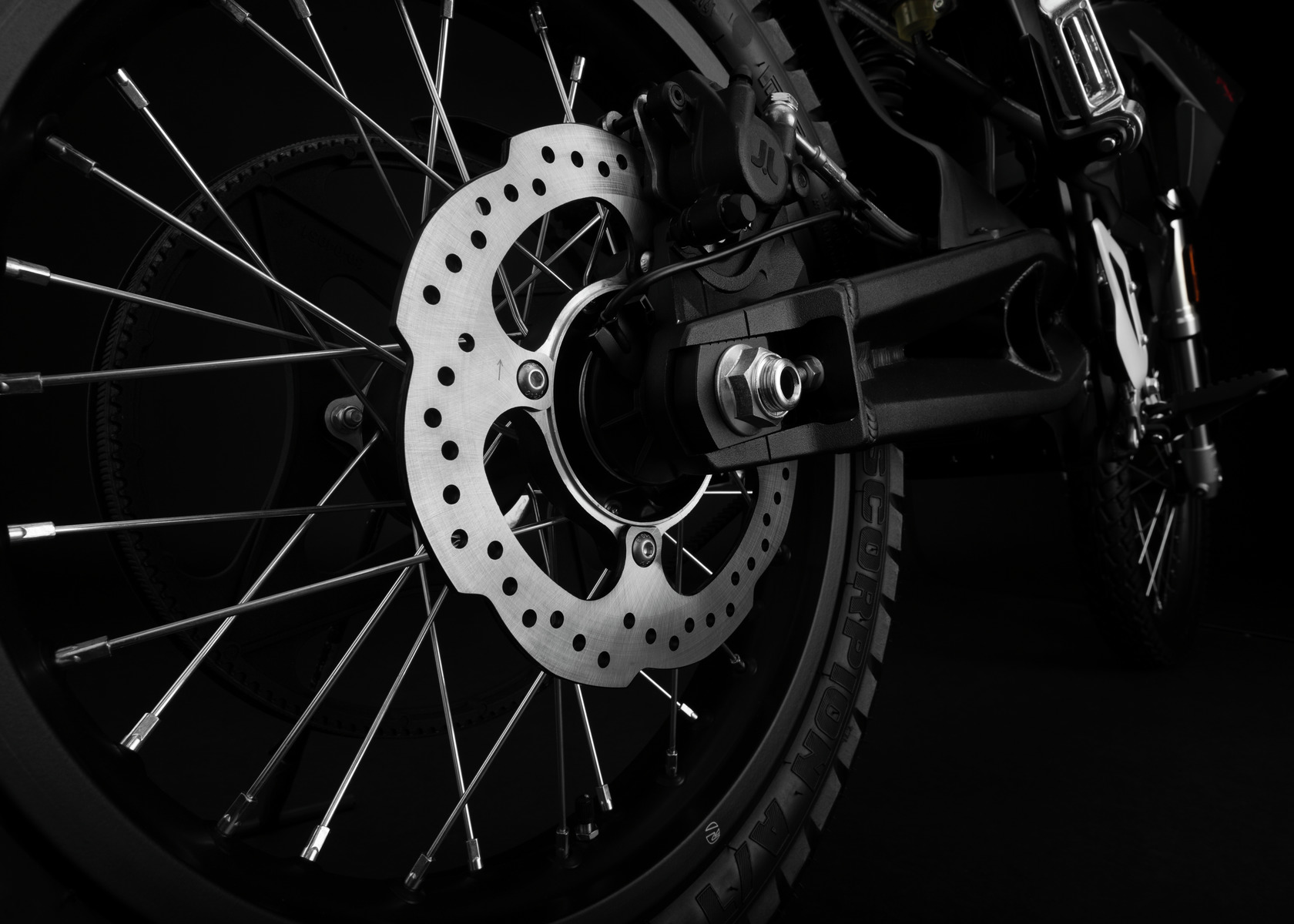 Foto Zero Motorcycles Zero FX 2017 ZF3.3