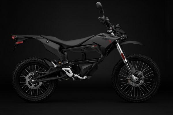 Zero Motorcycles Zero FX 2017