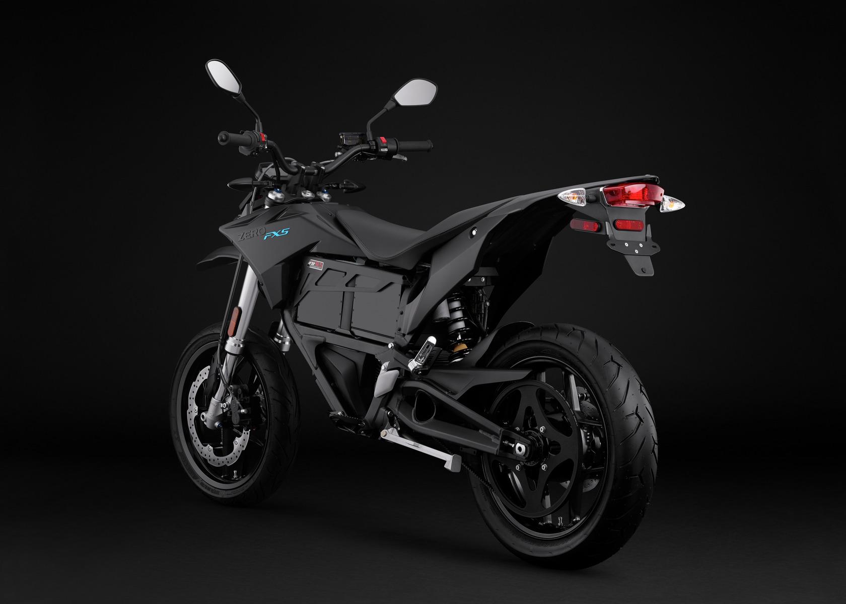 Foto Zero Motorcycles Zero FXS 2017 ZF6.5