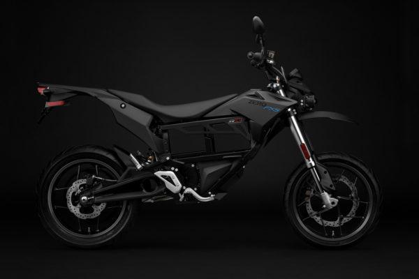 Zero Motorcycles Zero FXS 2017