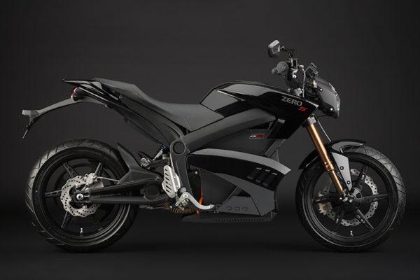 Zero Motorcycles Zero S 2013