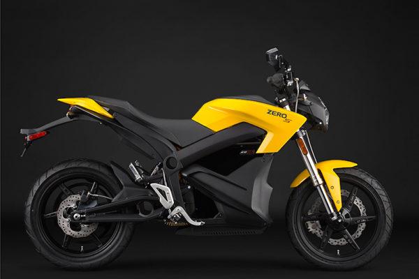 Zero Motorcycles Zero S 2014