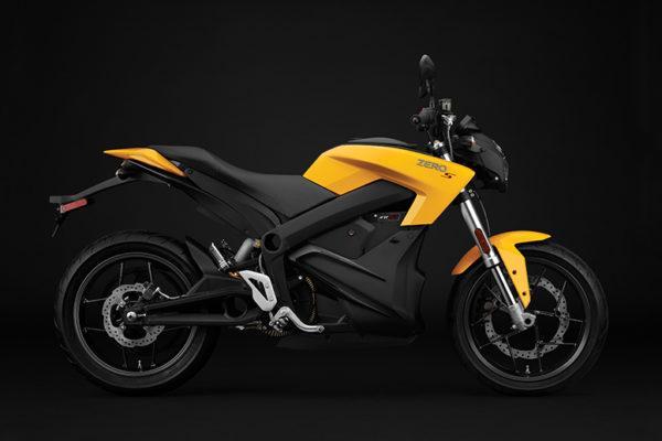 Zero Motorcycles Zero S 2016