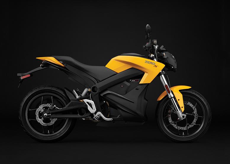 Foto Zero Motorcycles Zero S 2016 13.0 11kW