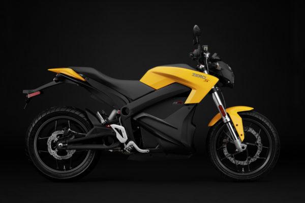 Zero Motorcycles Zero S 2017