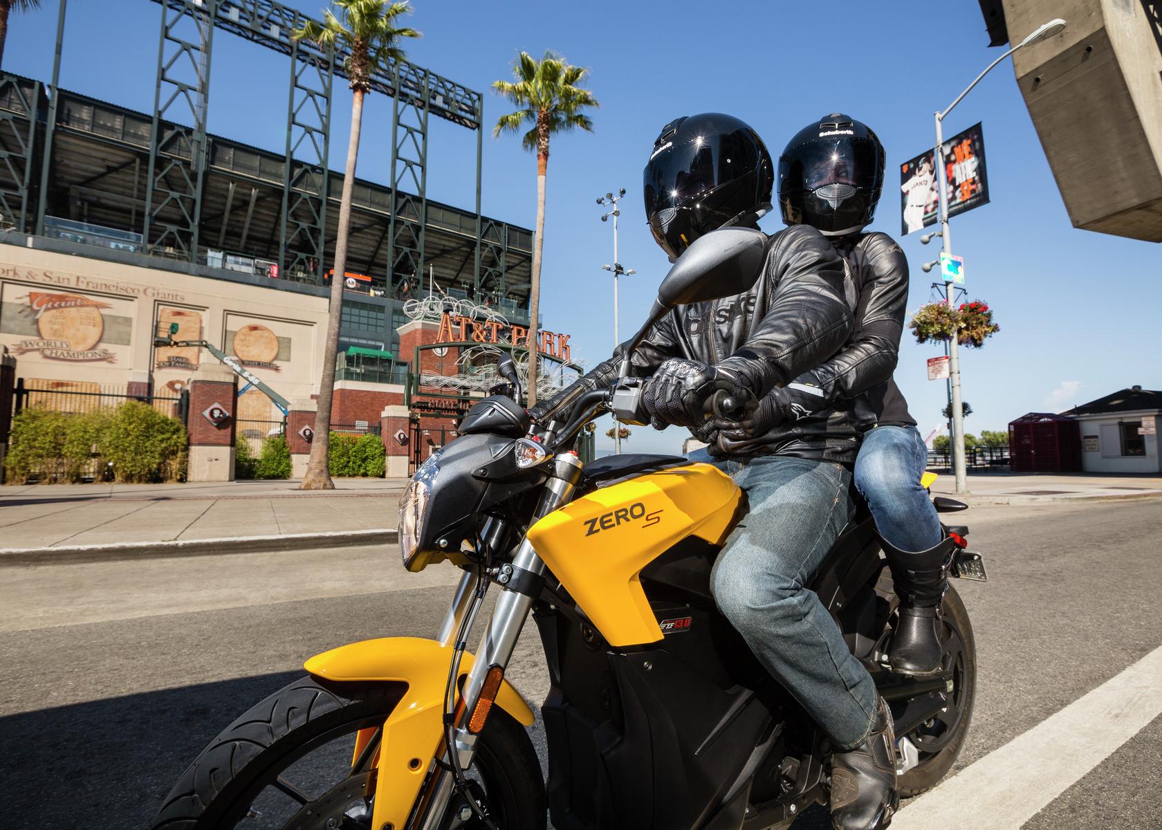 Foto Zero Motorcycles Zero S 2017 ZF 6.5