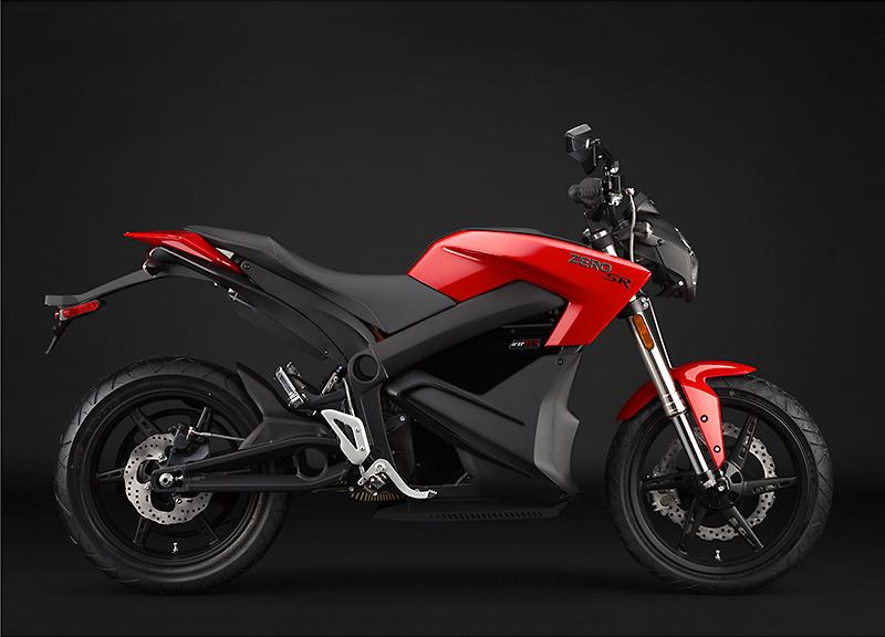 Foto Zero Motorcycles Zero SR 2014 ZF11.4