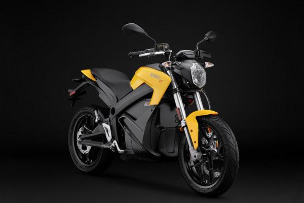 Zero Motorcycles Zero SR 2016