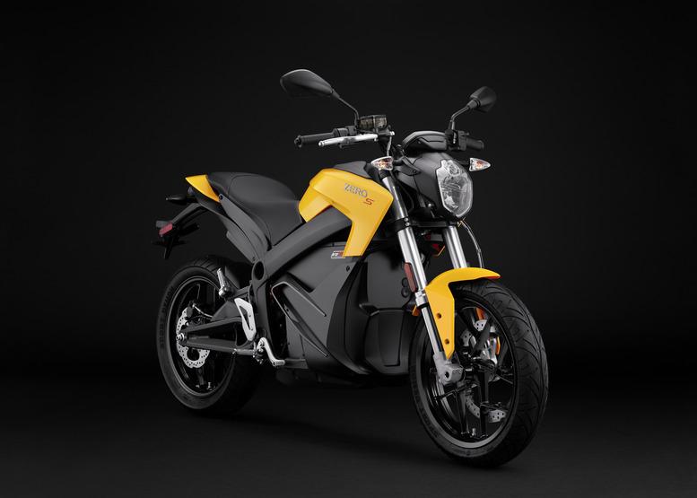 Foto Zero Motorcycles Zero SR 2016