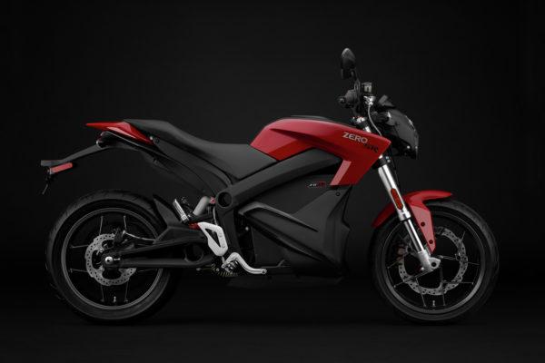 Zero Motorcycles Zero SR 2017