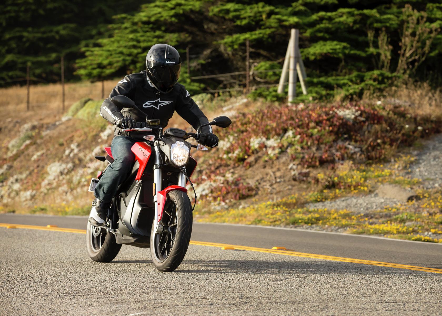 Foto Zero Motorcycles Zero SR 2017 ZF13.0
