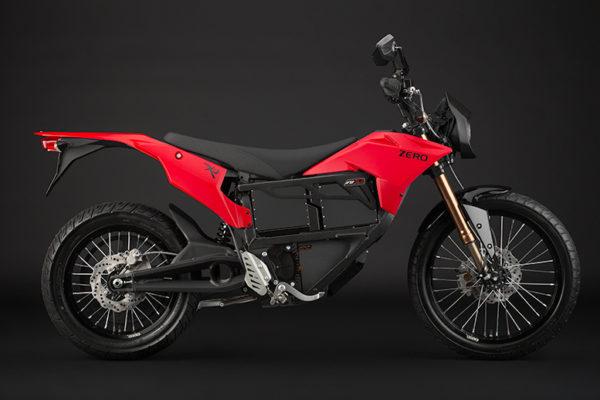 Zero Motorcycles Zero XU 2013