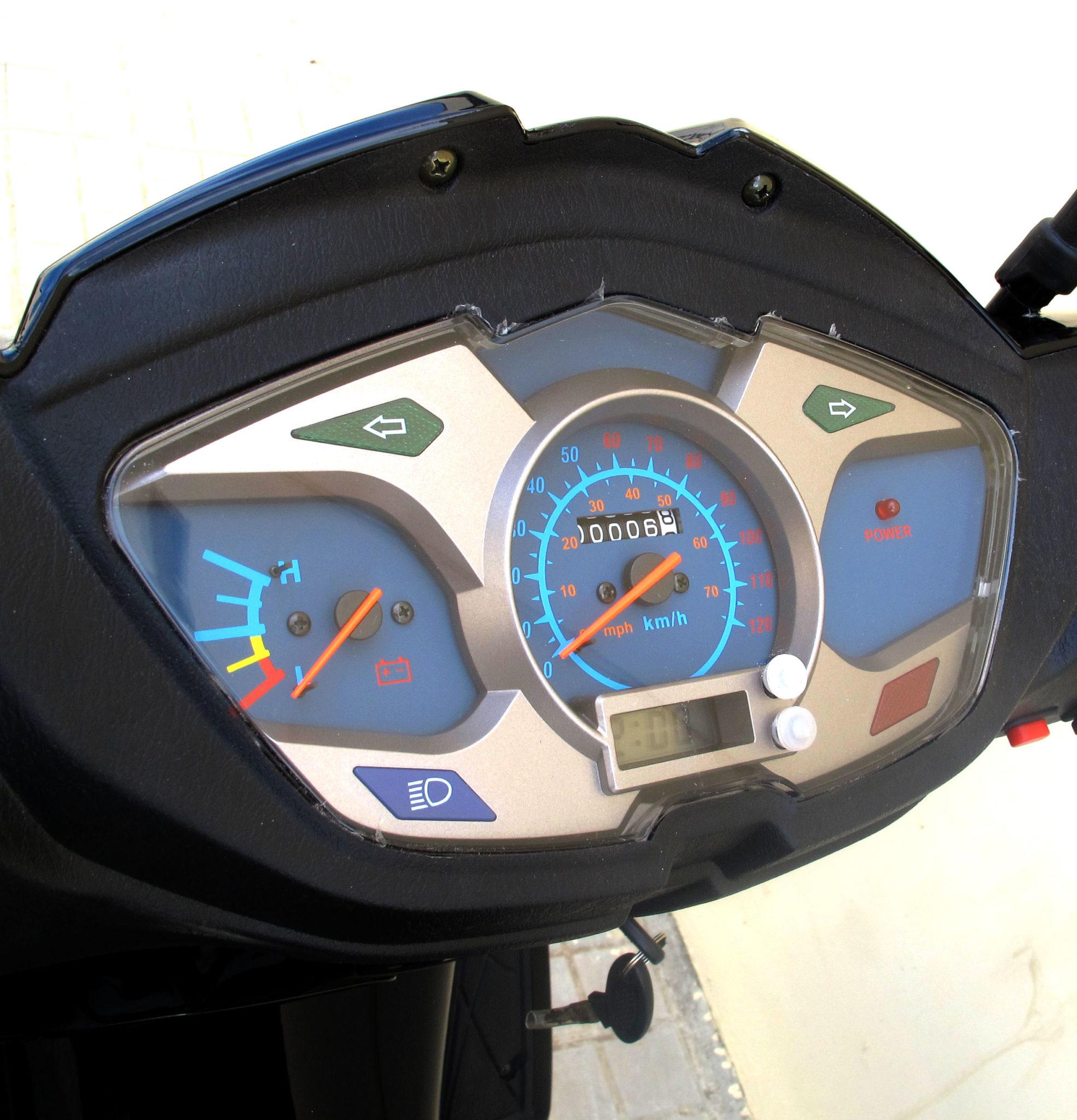 Foto e-volt Condor 6000W