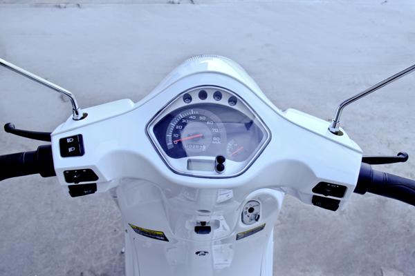 Foto e-volt Style 2000W 48V 56Ah