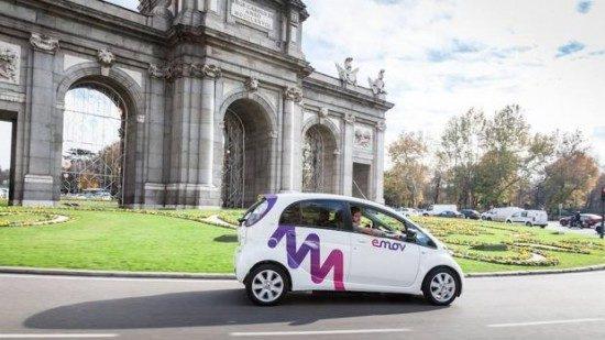 Comparativa de carsharing y motosharing en Madrid