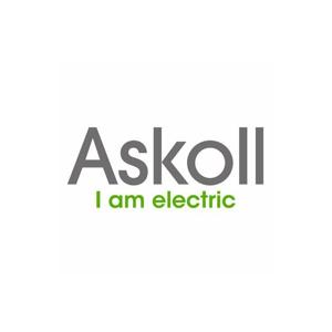 Motos eléctricas de la marca Askoll